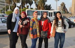 Egyptian Females Experimental Music Session 1