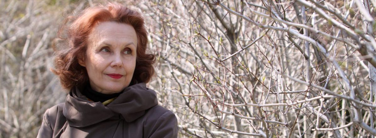 Kaija Saariaho – Photo by Andrew Campell